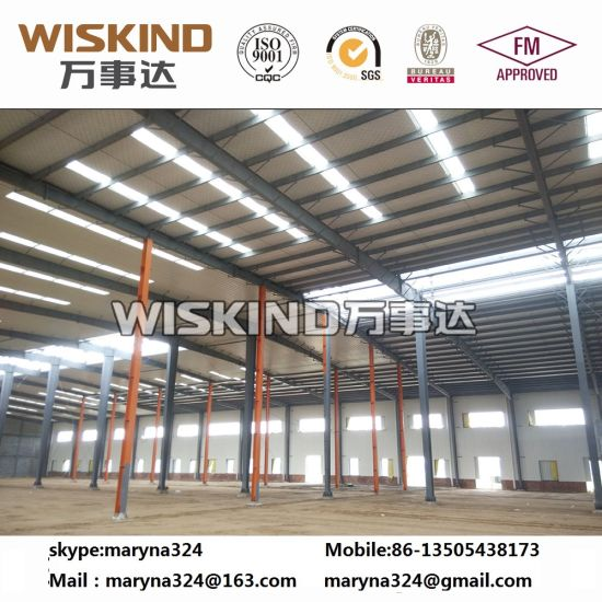 Storage Shed Used Steel Structure