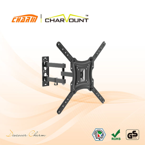 China High Quality Full Motion Tilt And Tv Wall Mount Bracket For 26 55 With Extendable Arm Ct Lcd T2203enx China Tv Mount And Tilt Lcd Mounts Price