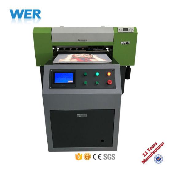 cheap price a2 multifuctional plastic id card printer phone case printing machine - Plastic Id Card Printer