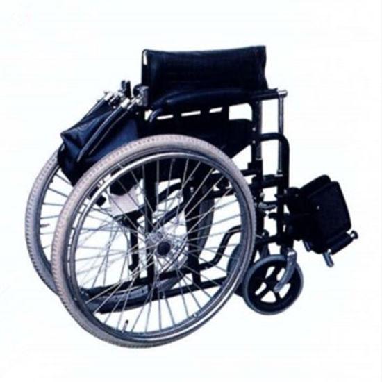 Hot Selling Lightweight Folding Manual Aluminum Sport Wheelchair for Sale/Children