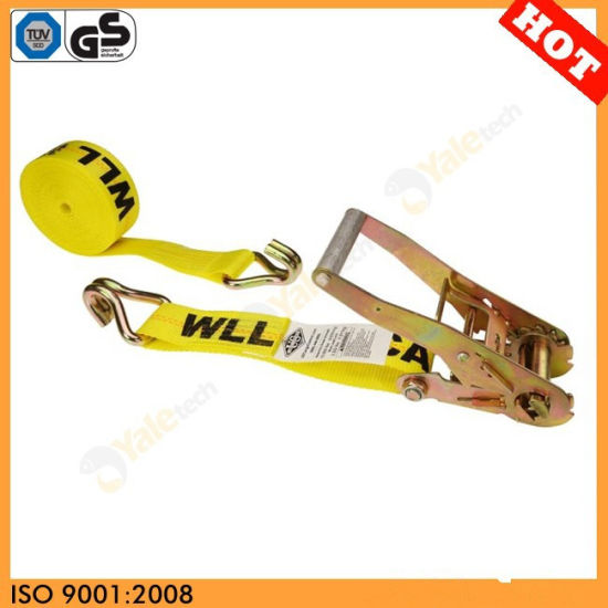 5t Ratchet Tie Down Cargo Lashing with High Quality