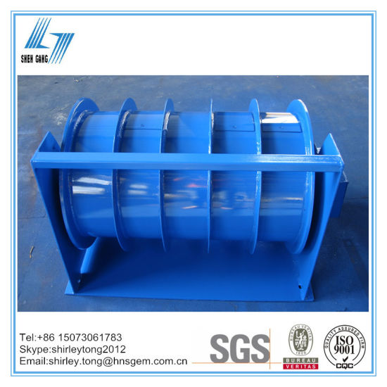 Auto Type Spring Cable Reel for Five Drums Cable