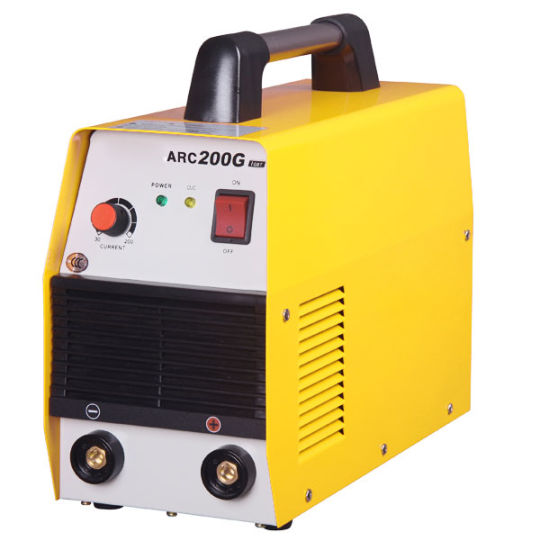 220V/180A, 180 Case, DC Inverter, IGBT Portable MMA/Arc Machine Welding Tool/Equipment Welder-Arc200g