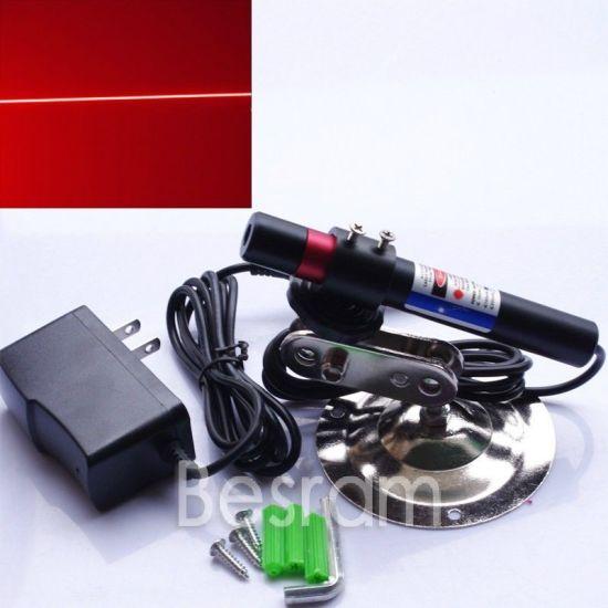 Focusable 50mw Mitsubishi DOT Laser Module 648nm 650nm Red Laser Light
