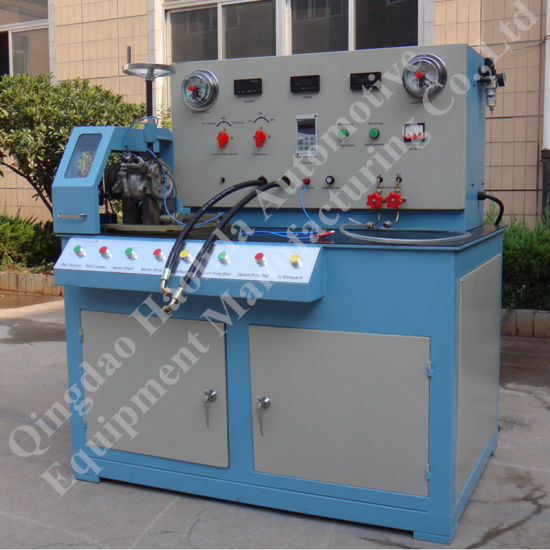 Automobile Air Conditioning System Test Machine
