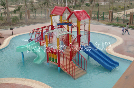 Simple Water Play Equipment for Swimming Pool