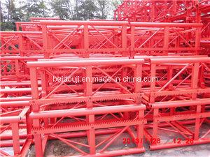 Building Elevator Mast Section/Hoist Platform Construction Machine