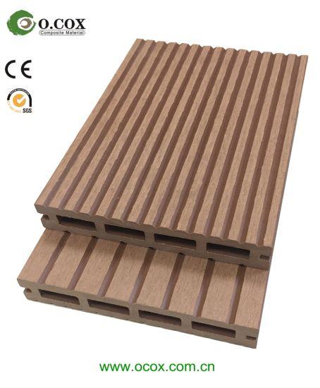Wood Plastic Composite Decking Outdoor WPC Decking Floor