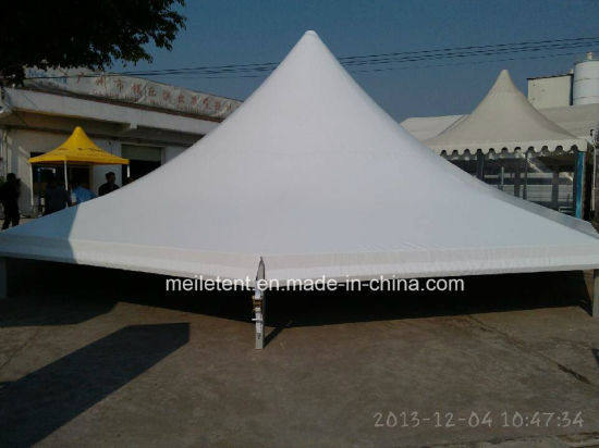 50 Person Fireproof PVC Hexagon Tent Temporary Meeting Tent & China 50 Person Fireproof PVC Hexagon Tent Temporary Meeting Tent ...