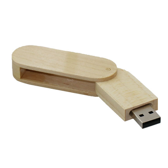Wood USB Flash Drive Gift Pen Drive USB Stick 4GB 8GB 16GB 32GB 64GB Memory Stick Pendrive pictures & photos