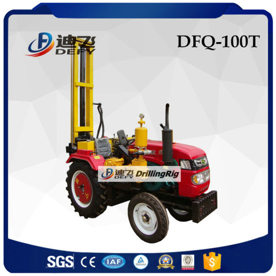 DTH Hammer Drilling Machine for Hard Rock and Borehole Water Wells