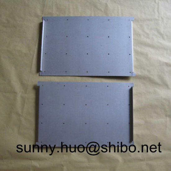 Pure Molybdenum (Mo) Sheet for Producing Mo-Boats in High Temperature Furnace pictures & photos