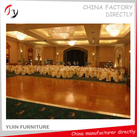 China Discount Price Celebration Room Hotel Dance Floor DF - Discount dance flooring