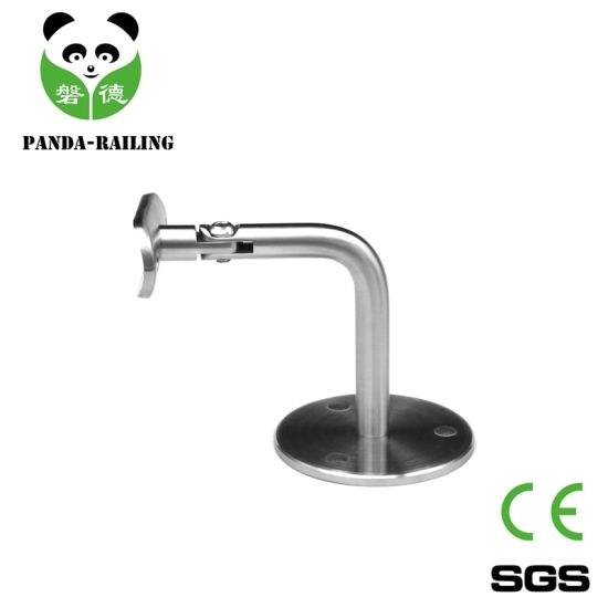 Stainless Steel Handrail Fitting Balcony Balustrade Fitting Tube Accessories pictures & photos
