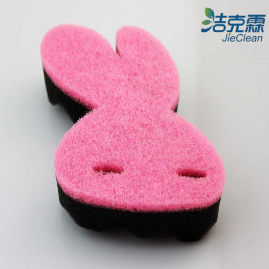 Scouring Pad for Bath Room Clean