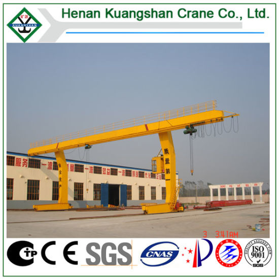 Single Girder Highway Gantry Crane (L)