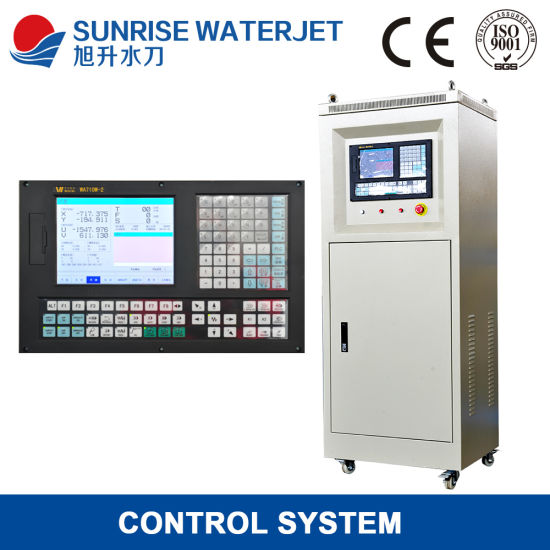 Cheaper Price Waterjet Cutting Machine for Glass pictures & photos