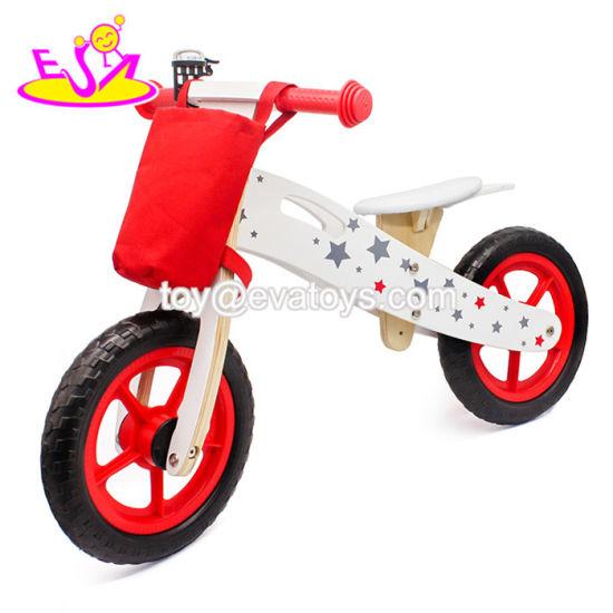 New Design Self Balance Wooden Toy Bike for Kids W16c194c