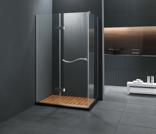 Monalisa Tempered Glass Square Shower Room, Shower Enclosure, Shower Cabin (M-654)