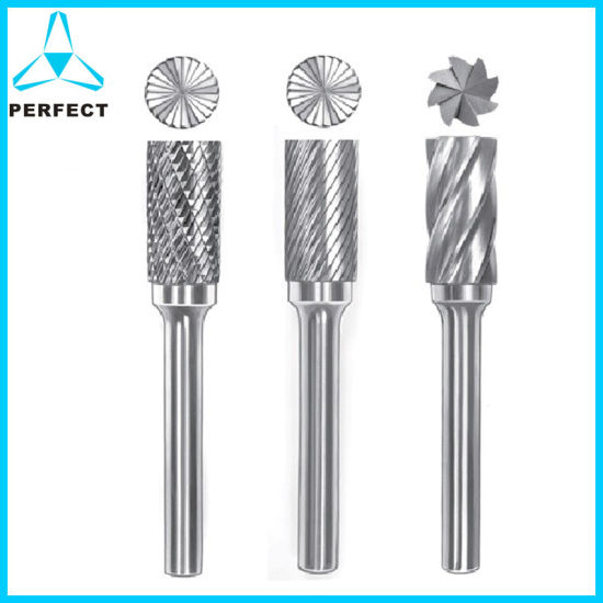 Professonial Quality Carbide Rotary Burrs pictures & photos