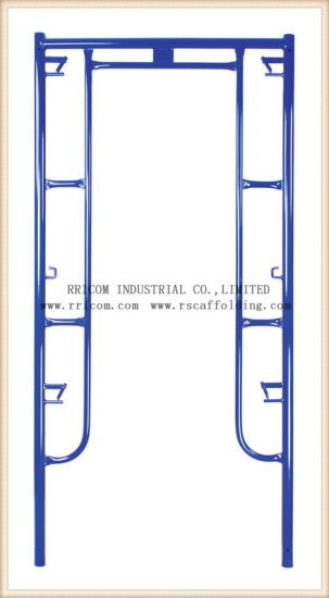 China Scaffolding Frame, Walk Through Frames, Mason Frames - China ...