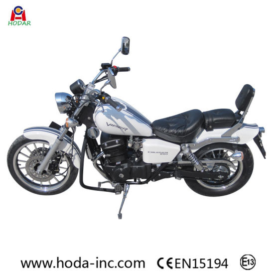 EEC Approval European Classic Style Motorcycle 125cc/250cc Cruiser (BD125-12A) pictures & photos