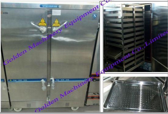 Restaurant Kitchen Cooking Equipment Ware Steam Heating Cabinet