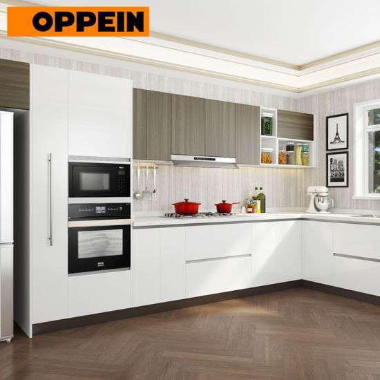 China Oppein Mauritius Residential Project Laminate U