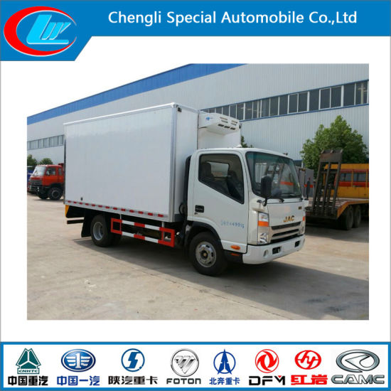 Chinese Competitive Price Food Truck For Sale CLW1370