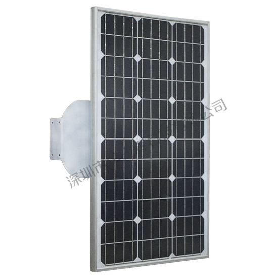 80W Solar Road and Street Light with Pole in India pictures & photos