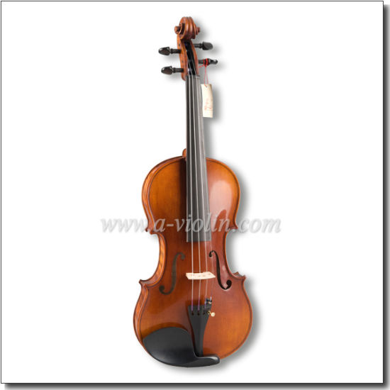 Exceptional Tonal Quality Hand Carved Advanced Violin (VH150J) pictures & photos