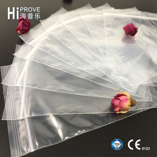 Ht-0565 Hiprove Brand High Quality Ziplock Bags pictures & photos