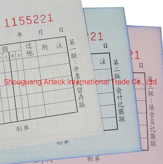 Jumbo Roll Carbonless Paper NCR Paper CF/CB/CFB Self Copy Paper