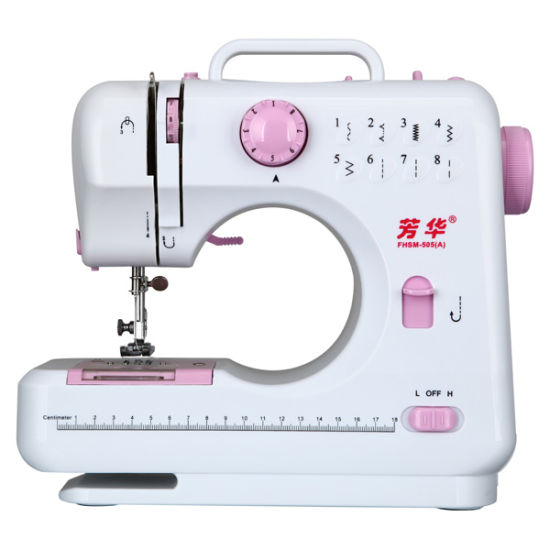 Electric Mini Industrial Sewing Machine Long Arms Parts (FHSM-505)