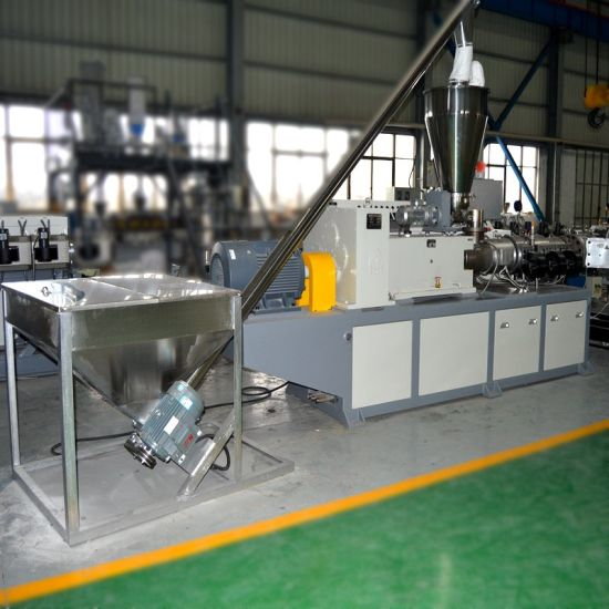 Plastic PVC Pipe Making Machine/Extrusion Line