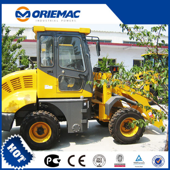Caise 1.2 Ton Wheel Loader Construction Loader pictures & photos