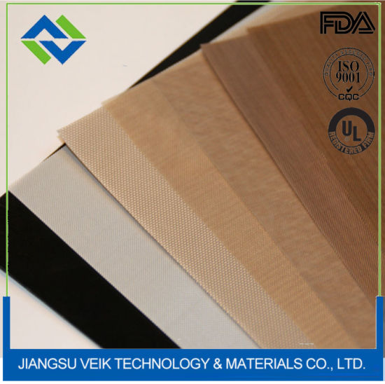 China Natural Color PTFE Teflon Sheet - China PTFE Fabric