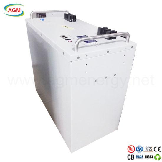 Manufacturer 15s2p Portable Base Station 48V 100ah Lithium Battery