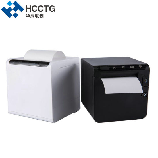 300mm/S Printing Speed LAN USB Serial Port 80mm Bluetooth WiFi POS Thermal Receipt Printer (POS80B) pictures & photos