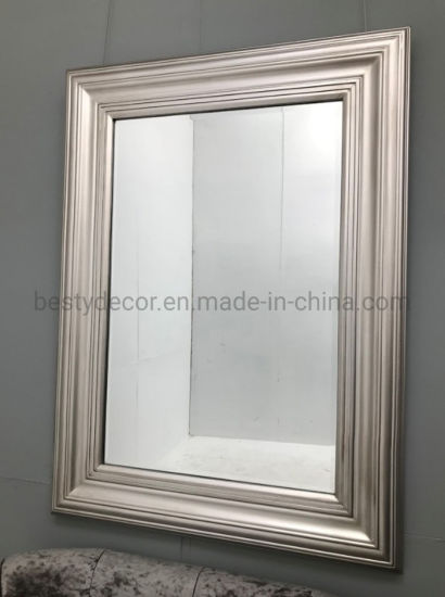 Wholesale Modern Simple Rectangular Mirror Frame for Home Decor