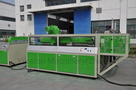 Plastic PVC WPC Window Profile/Door Frame/Window Sill Profile Extruder Extrusion Making Machine pictures & photos