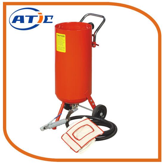 China Light-Weight Sandblaster Portable, 10 Gallon Small