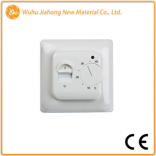 2017 New Electronic Room Thermostat for Floor Heating System