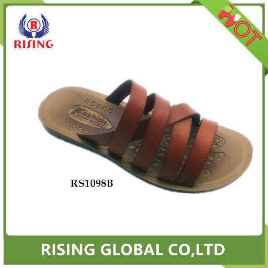 f2745cdee009a5 China Modern New Design Men Flat Summer Sandals 2018 for Sale ...