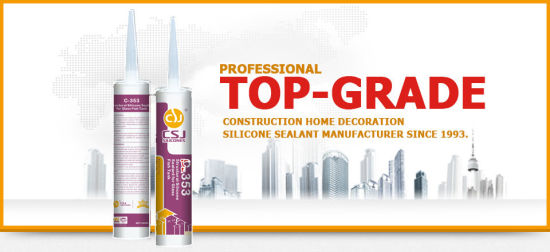 Waterproof Structral Silicone Sealant