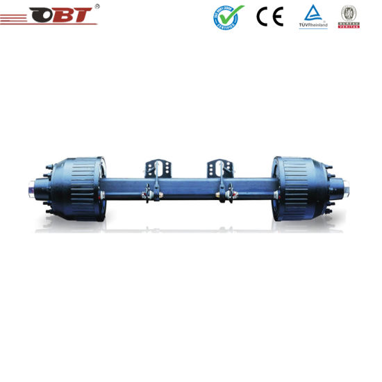 Heavy Duty Obt Semi Trailer Truck Axles for Sale pictures & photos