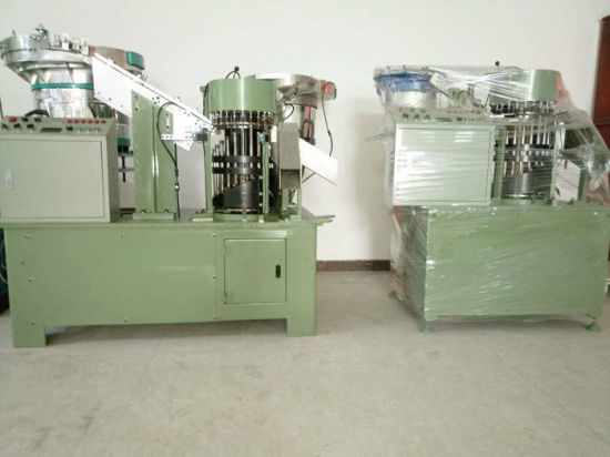 High Speed Automation Carbon Steel Colored Painted/Zinc Plated Hex Washer Head Screw Washer Assembly Machine
