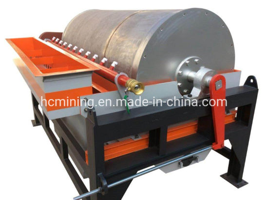 China Ore Magnetic Drum separator for Sale pictures & photos
