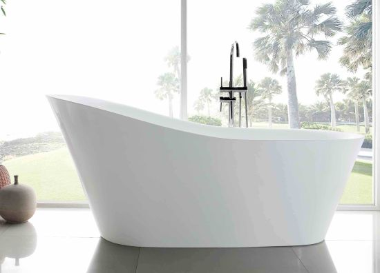 China Free Standing Bathtub By1825-1800 - China Bathtub, Tub