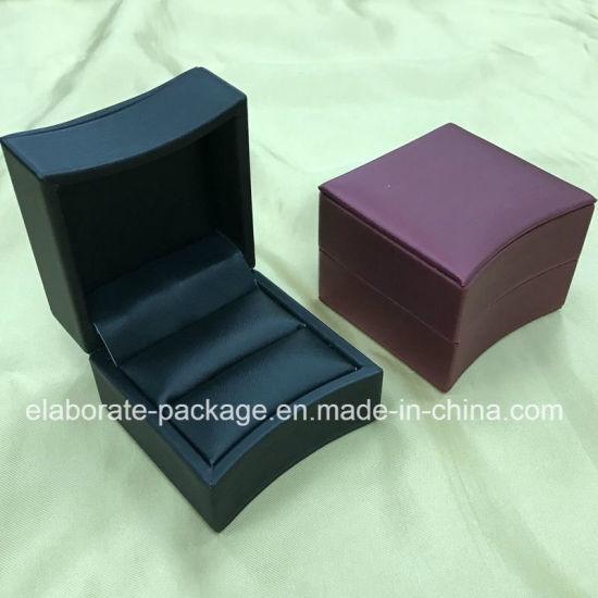 Customised Luxury Custom Logo Plastic Jewelry Gift Boxes